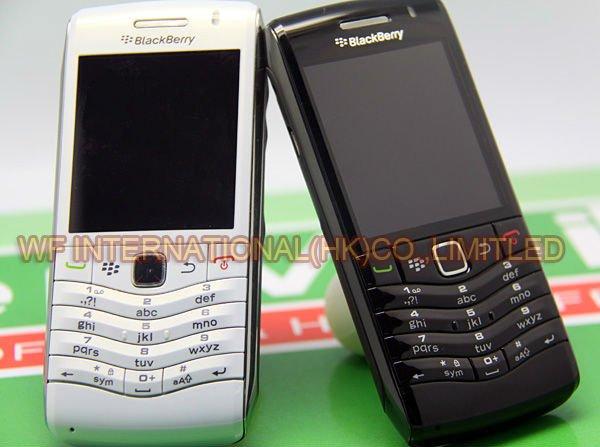 Original BlackBerry Pearl 9105 Mobile Phone 3G GSM WiFi Smartphone Quadband Unlocked(China (Mainland))