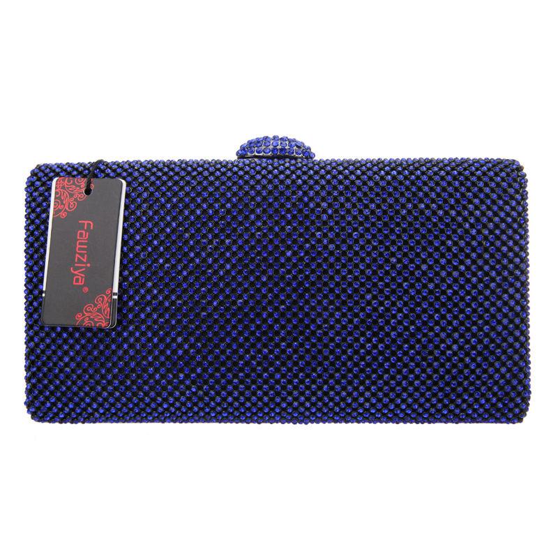 E1411-Fawziya-wedding handbag-blue (1)