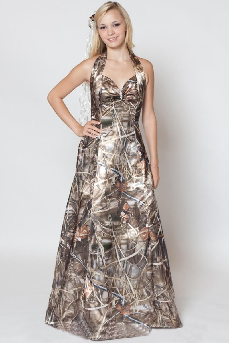 Vestidos de novia 2016 new arrival a line camo wedding for Wedding dresses camouflage pink