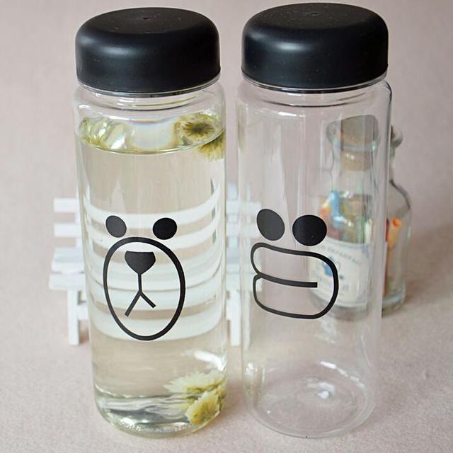 2015 мода garrafa фрукты бутылка воды для заварки дешевые 500 мл спорт бутылки воды горячая распродажа пластиковые бутылки воды