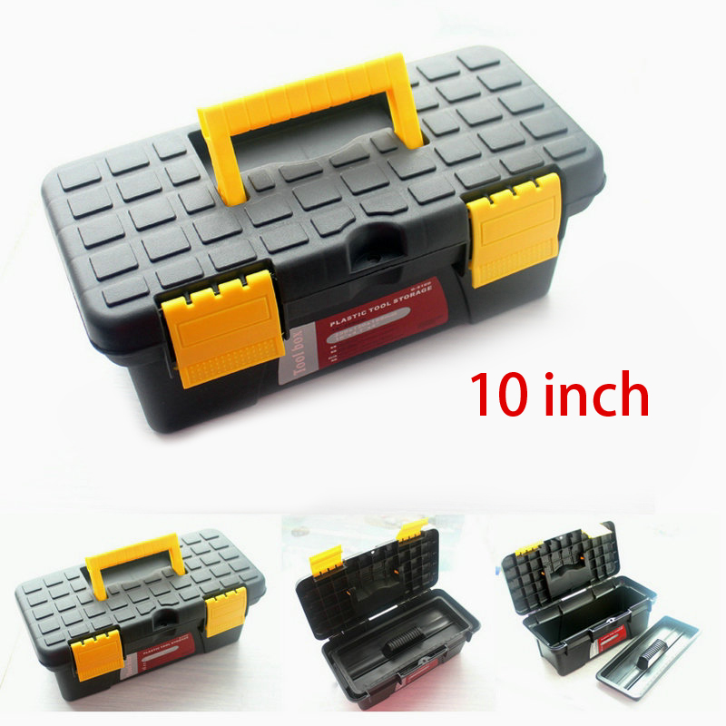 Pro's Kit Multifunctional Tool Case Removable Double Layer Repair Tools Storage box Toolbox Tote Tray(China (Mainland))