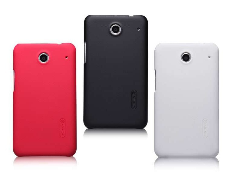Fashion Matte Hard Cover Case For Lenovo S880 Free Screen Protector Singapore post ship(China (Mainland))