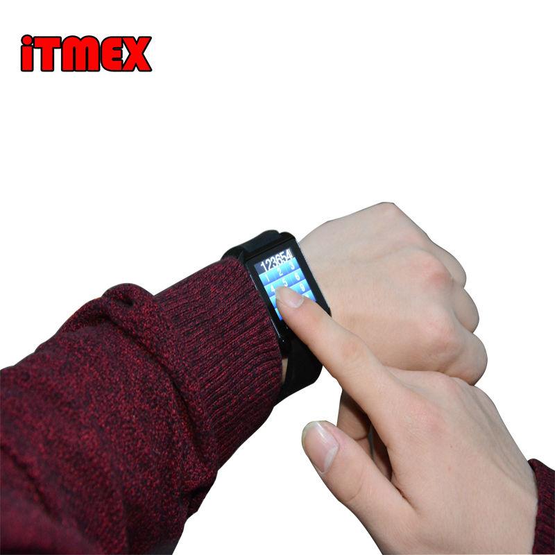 Factory Direct Sale U8 Bluetooth Smart Digital Wrist Healty Watch Phon