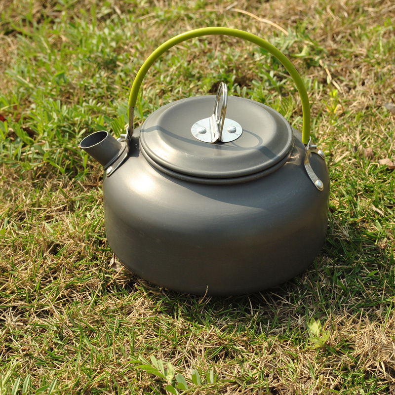 Boil Water For Coffee Camping