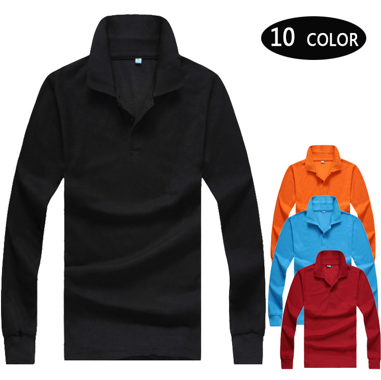 Buy 10 colors new brand cotton sport mens for Best quality polo shirts for men