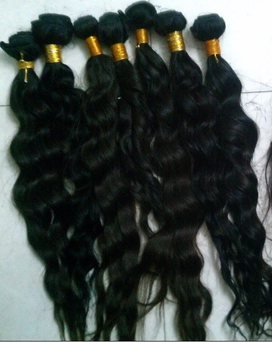 FOR RETAIL: Brazilian hair loose curl , different lengths available stock - Blue Lotus Hair store