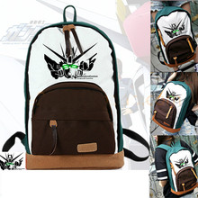 Hot Free Shipping Anime MOBILE SUIT GUNDAM Cosplay Sport Backpack Banshee Bag Limited Edition