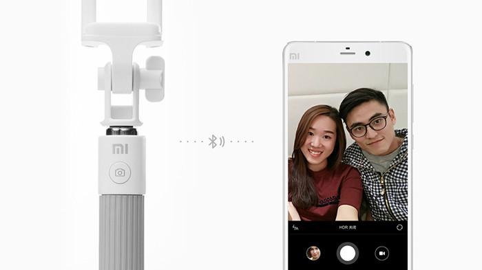 image for 100% Original Xiaomi Selfie Monopod Stick Holder Extendable Handheld B