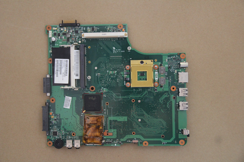 Free Shipping For Toshiba A200 Laptop motherboard V000108160 6050A2131801-MB-A02 NON-integrated 945PM(China (Mainland))