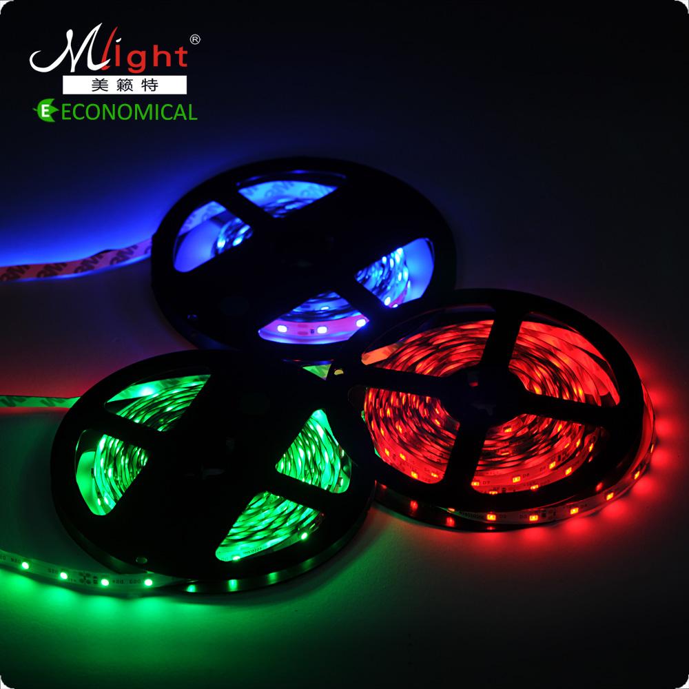 5 meters SMD3528 12V LED Strip Light Living Room Decorative Flexible Tape Rope Lights Indoor Lighting Home Decoration(China (Mainland))