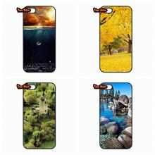 3D Environment Landscape Phone Cover Case iPod Touch 4 5 6 HTC One M7 M8 M9 LG G2 G3 G4 G5 iPhone 4S 5S 5C 6S Plus - New Cases store