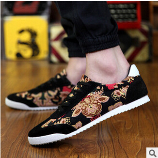 In the spring of 2015 new men s casual shoes for men s shoes canvas low