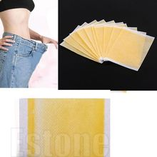 10 PCS New Slim Patch Lose weight Belly Trim Patches Health Slimming Diet Detox