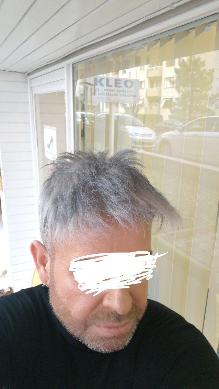 Customized made human hair men toupee free shipping (06 pc wig +12 glue )