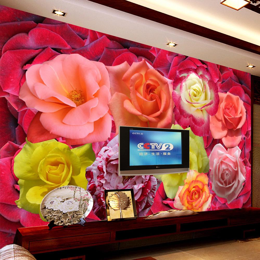 Vergelijk prijzen op Wallpaper Flower Rose - Online winkelen ...