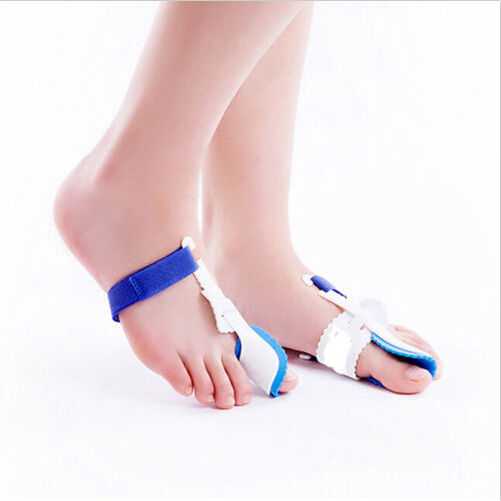 Feet Care Hallux Valgus Orthotics Toe Separator Corrective Insoles Toes Cloven Device Orthosis - Pretty Women store