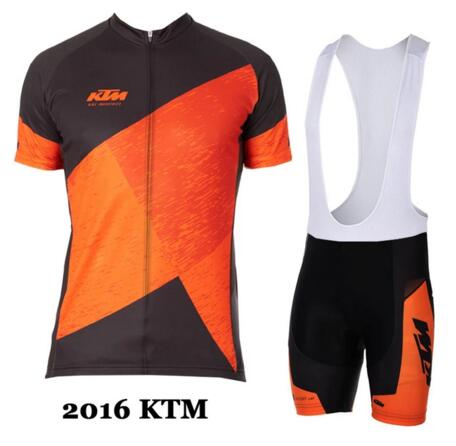 KTM Brand Cycling Jersey Sets Bike Team Pro Jerseys Maillot Ciclismo Over Size Bicycle Clothing Multi Color Ropa Ciclismo 036(China (Mainland))