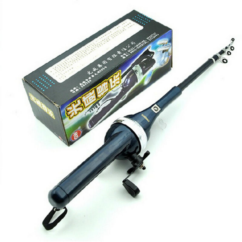 Buy gw portable folding fishing rod for Folding fishing rod