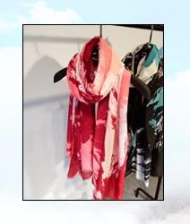 [Sour Lemon]  Chiffon Skull Scaves Modern Fashion Women Hijab Wraps Summer Winter Shawl Long Hijab Pashmina Scarves