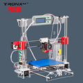 max print size 220 220 240mm New Upgraded Quality High Precision Reprap 3D printer Prusa i3