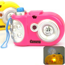 Cute Baby Study Toy for Kids Projection Camera juguetes Educational Toys for Children brinquedos P4PM(China (Mainland))