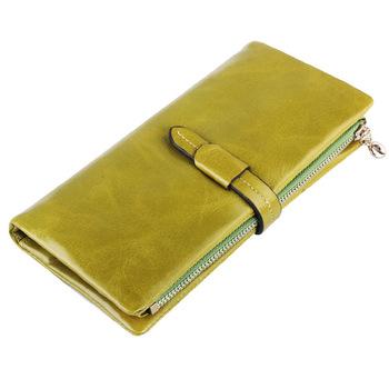 Women's Cowhide Leather Wallet