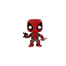 Funko POP 10 cm Deadpool Action Figure Modelo Anime X-Men Decoração Boneca ação Pvc Coleção Estatueta Brinquedos para crianças(China)