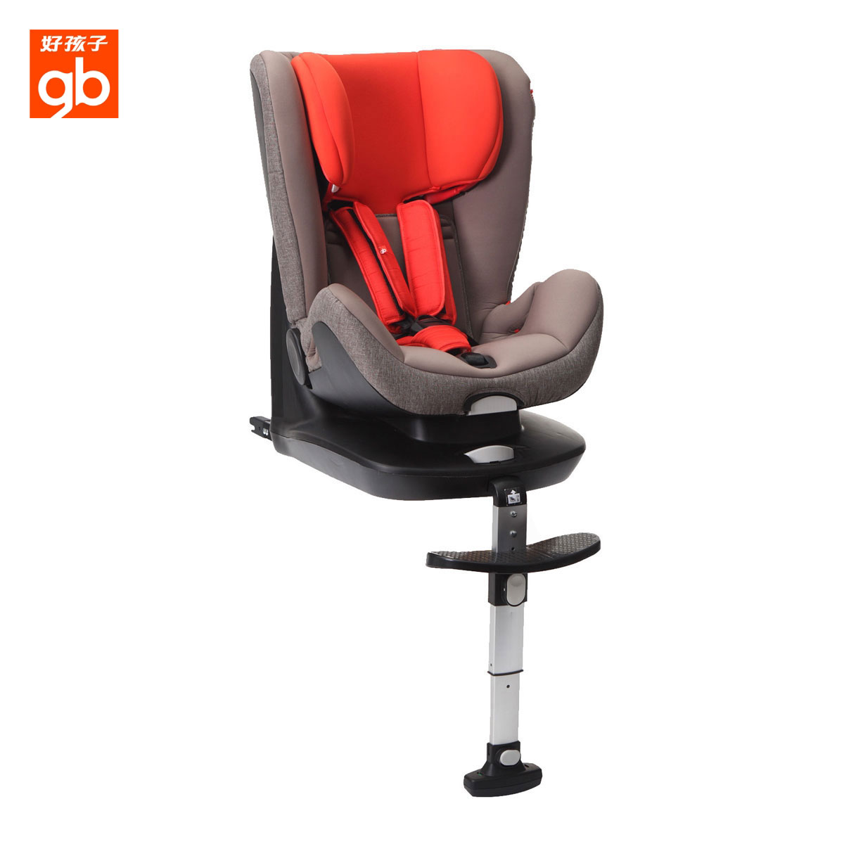 goodbaby kids good boy european standard infant children 39 s car safety seat cs920 isofix double. Black Bedroom Furniture Sets. Home Design Ideas