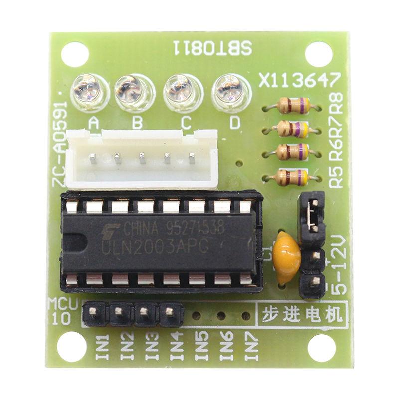 Драйвер Шагового Двигателя Tiny2313 Шд-5