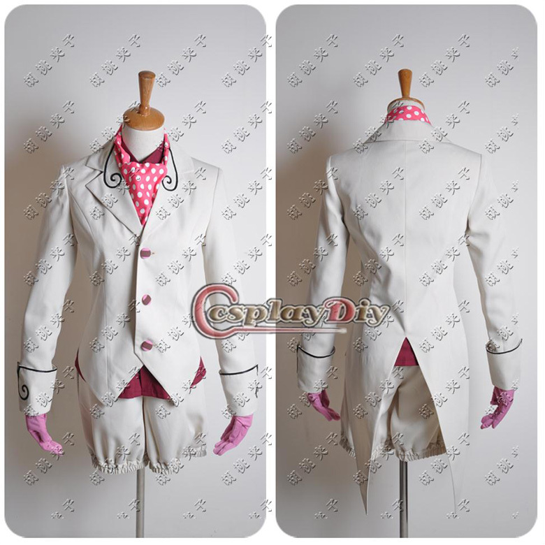 Здесь можно купить  New Arrival Cheap Custom Made Ao no Exorcist Mephisto Pheles Fantasy Anime Cosplay Costume  Одежда и аксессуары