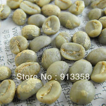 Wholesale Yunnan China's Coffee bean 500g/bags Raw coffee beans New Coffee Raw beens Non-Baking AA