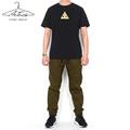 ArTees Summer Short Sleeve Black Mens Tee Shirts Fashion Fitness Cotton Rock T shirt Brand T