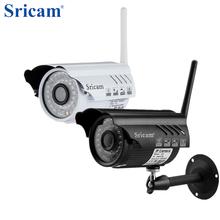 Sricam SP014 IP Camera WIFI HD 720P 1.0MP Waterproof Wireless CCTV Camera IP66 Night Vision P2P Phone Remote Home Security Cam(China (Mainland))