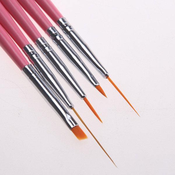 Nail art paint dot pen brush set decorations tools manicure lady party