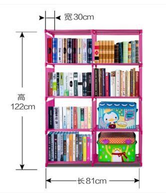 Книжные шкафы из Китая
