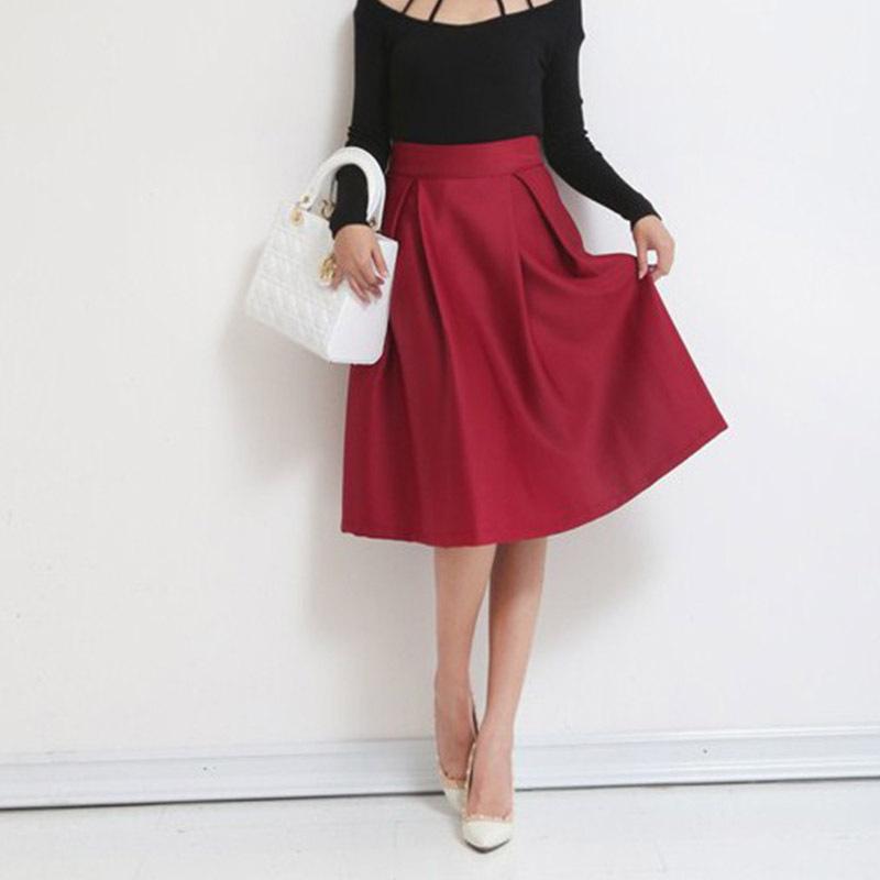 Женская юбка Herbst Frauen