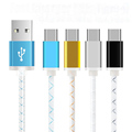New Fast Charger USB 3 1 Type C Data Sync Charging Cable for Nokia N1 Letv