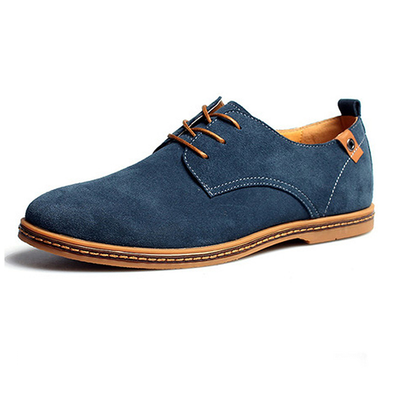 shoes 2015 new suede genuine leather fashion shoes