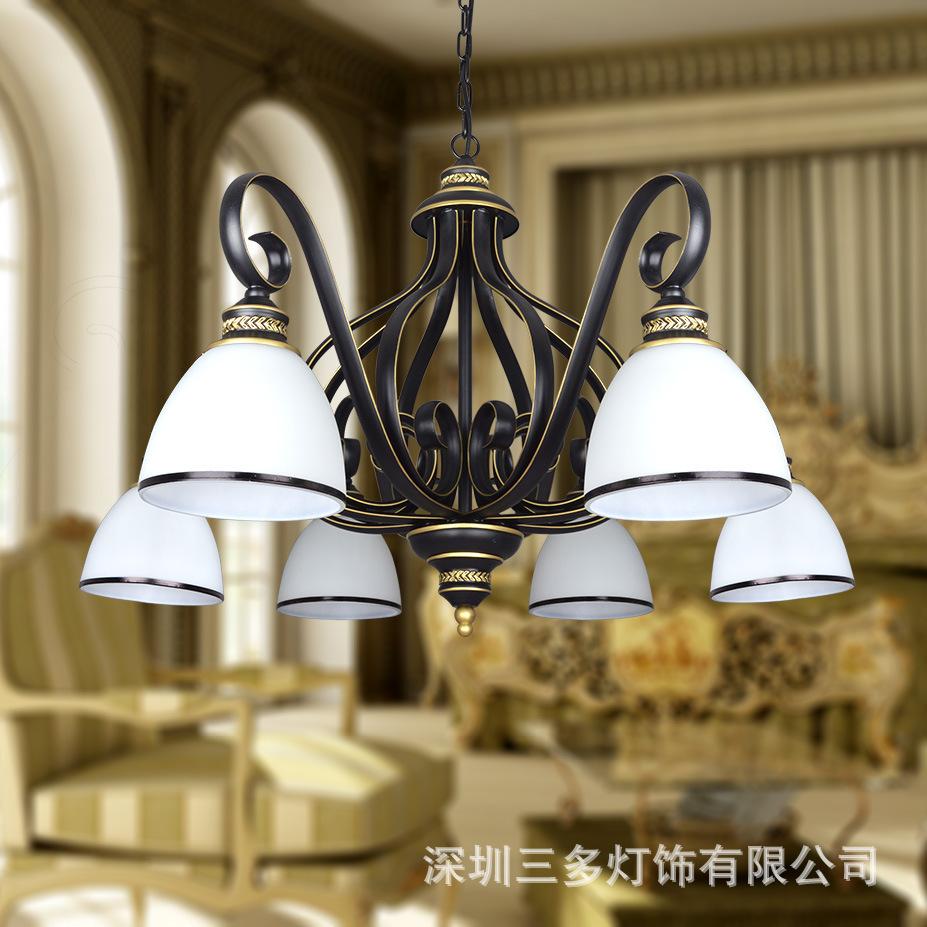 Best Quality Chandelier 6 Bedroom Living Room Chandelier