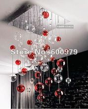 New Modern Romantic Bubble Ceiling Lighting 40cmW x 40cmL x 100cmH light fixture+Free shipping(China (Mainland))
