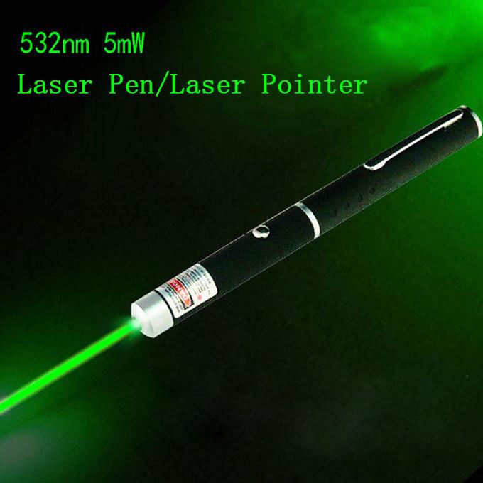 Hot sale 5mw Green Light Laser Pen Technology Powerful Pointer Pen Beam Light Newest(China (Mainland))