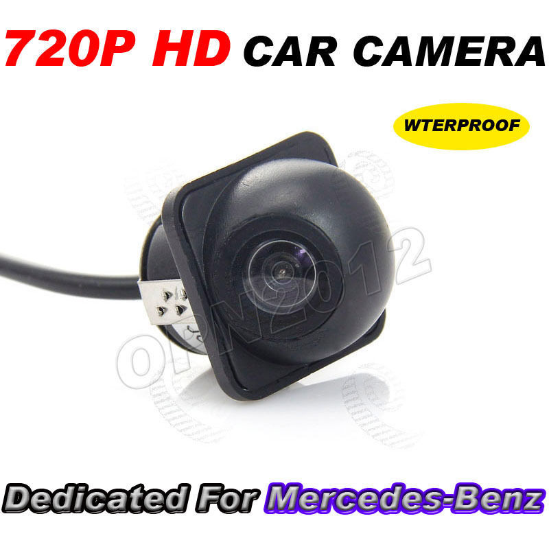 Colorized CCD Camera Reverse Backup Car Rear View Night Webcam For Mercedes-Benz #4348(China (Mainland))
