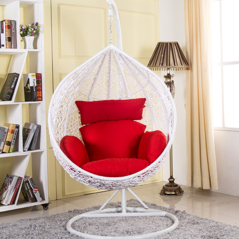 Vente en gros rotin fauteuil suspendu d 39 excellente qualit de grossistes - Chaise en osier pas cher ...