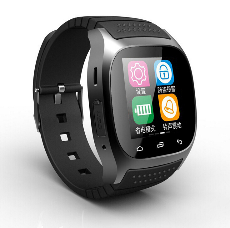 Smart Wear Smart Health Watch Sports Bluetooth Watch Multi-language Touch Screen Music Player Pedometer Android Smart Watches(China (Mainland))