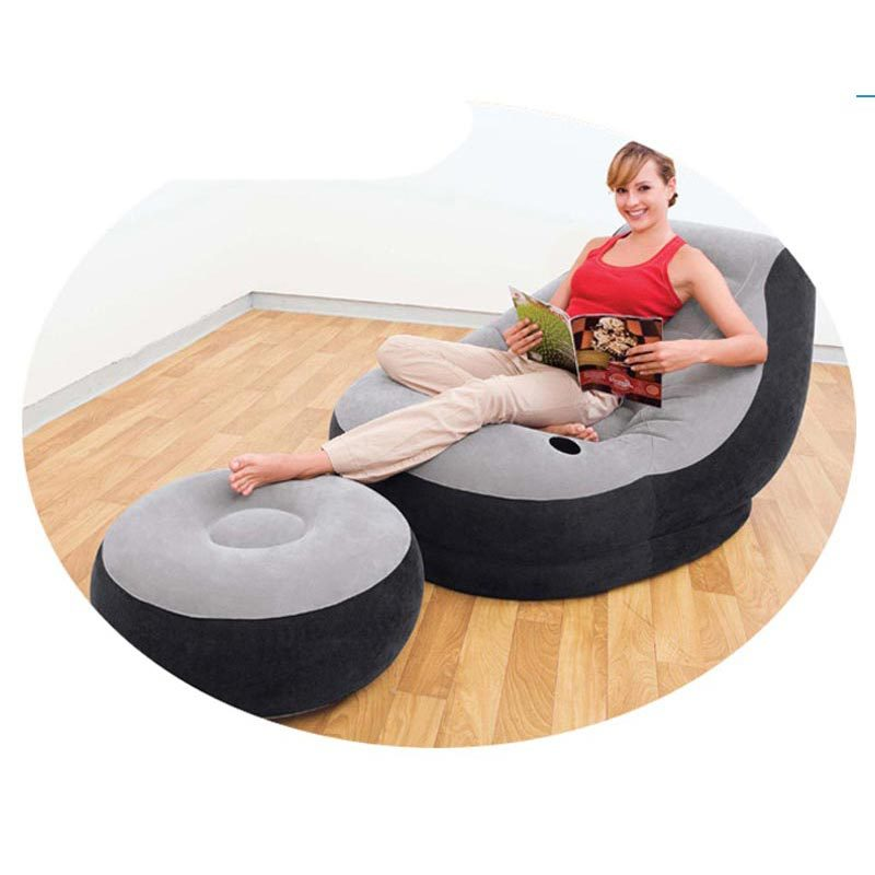Aliexpress Buy INTEX inflatable lounge chair sofa inflatable sofa 130 9