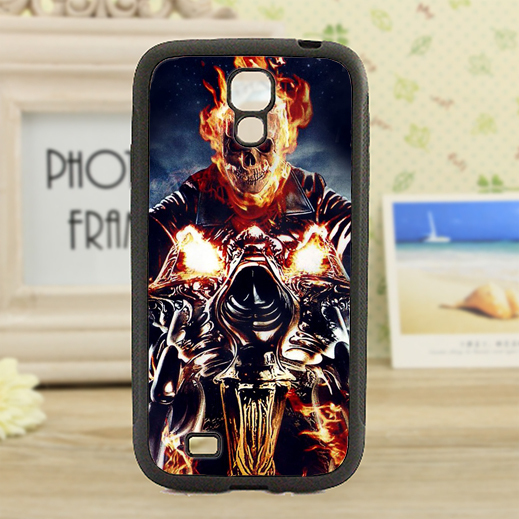 Ghost Rider fashion cell phone case cover for Samsung