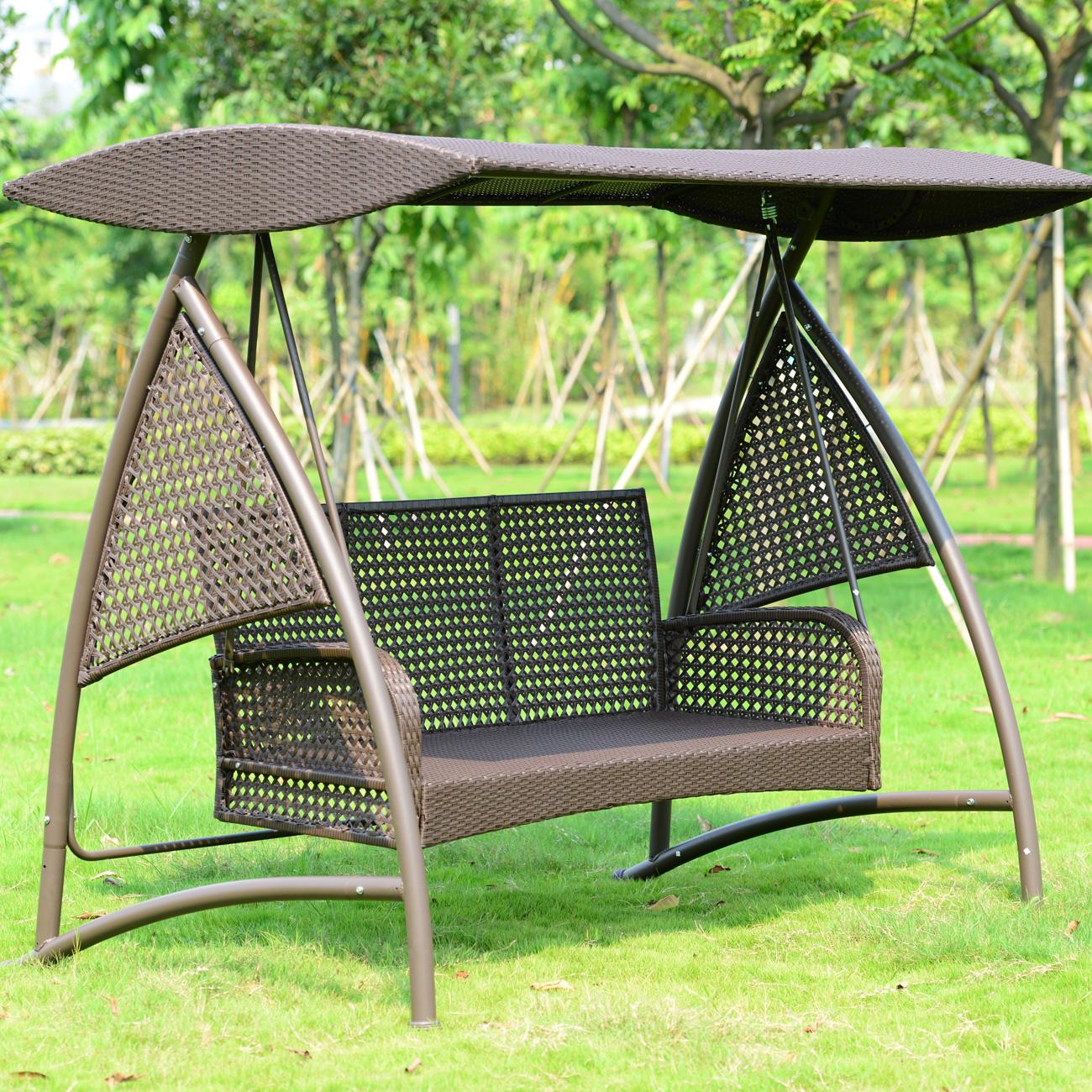 achetez en gros forg swing de fer chaise en ligne des grossistes forg swing de fer chaise. Black Bedroom Furniture Sets. Home Design Ideas