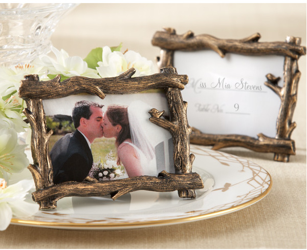 """12pcs/lot """"Scenic View"""" Tree-Branch Place Card Holder Photo Holder Wedding Door Gifts and Bridal Shower Favors Free Shipping(China (Mainland))"""