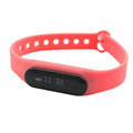 Smart Sports heart rate Bracelet Intelligent Waterproof Watch Phone Reminde Sleep Monitor Healthy Management Stopwatch