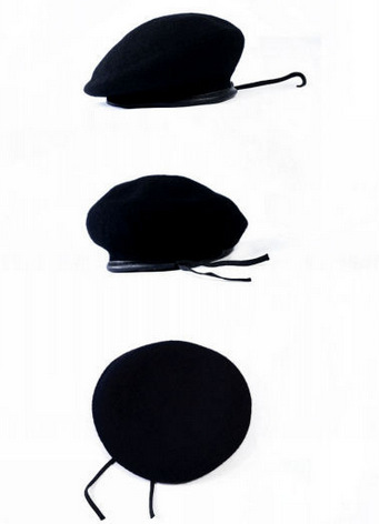 Expendables military beret warm wool cool  -  Jingjiang Di The Dragon Trading Co., Ltd. store